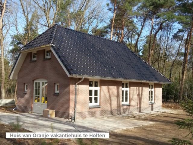 Vakantiehuis te holten overijssel for Vakantiehuis bouwen